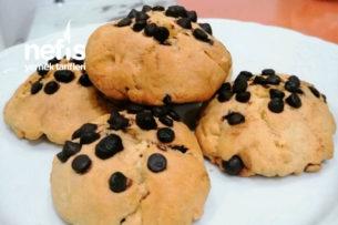 Bol Çikolatalı Fındık Rüyası Kurabiyem Tarifi