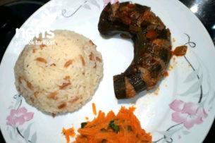 Enfes Beli Bükük Patlıcan Kebabı Tarifi