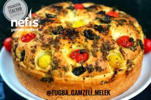 Focaccia (İtalyan Ekmeği) Şahane Tarifi