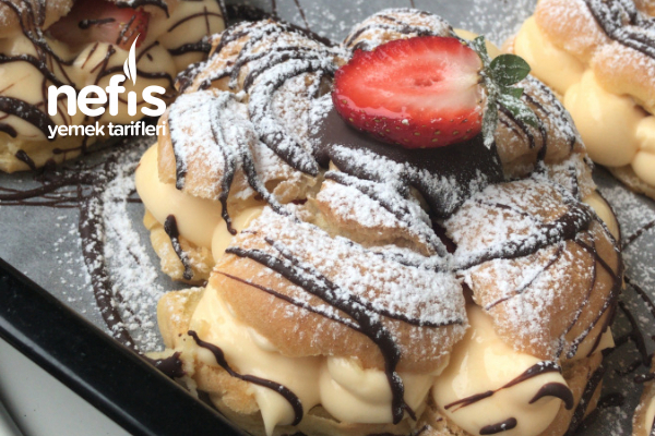 Fransız Pastası Parisbrest Tarifi