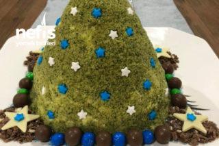 Ispanaklı Ağaç Pastası Tarifi