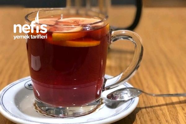 Kış Çayı (Öksürüğe Son) Tarifi