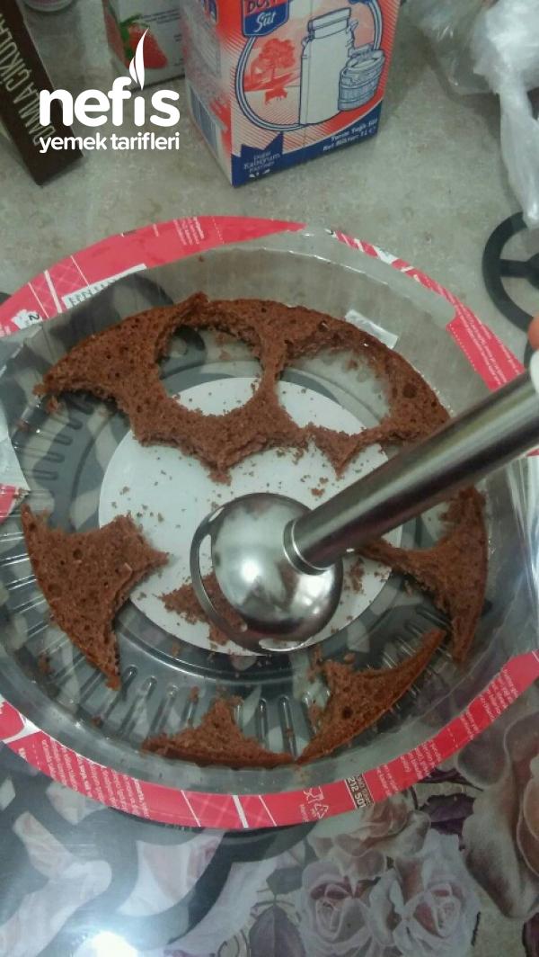 Porsiyonluk İkramlik Pasta( Mutlaka Deneyin)