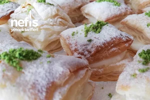 Tadına Doyamayacağınız Dünyanın En Kolay Tatlısı (80 Mini Pasta) Tarifi