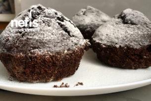 Yumurtasız Çikolatalı Kek Tarifi