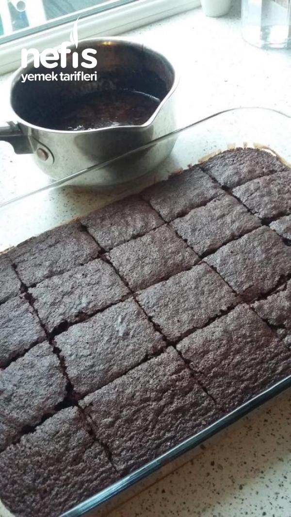 Bol Soslu Islak Kek ( Bayılacaksınız )