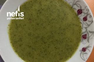 Brokoli Çorbası ( Alkali Detoks Sağlıklı lezzetli  ) Tarifi