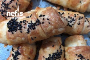 Çıtır Peynirli Börek (Tazecik ) Tarifi