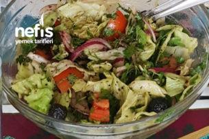 Dünyanın En Lezzetli Salatası Tarifi