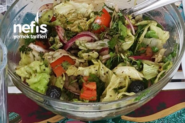 Dünyanın En Lezzetli Salatası