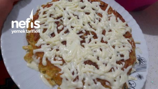Enfes Patates (kahvaltilik)