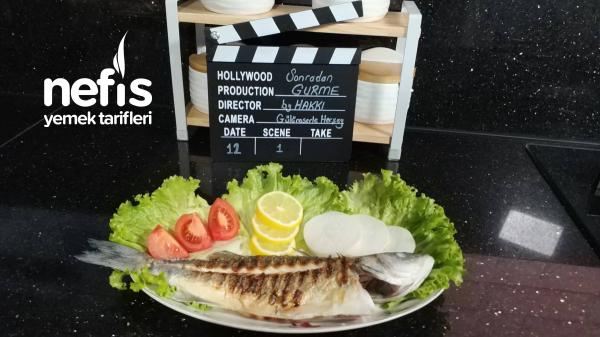 Izgarada Balık Nasıl Pişirilir ? Restaurant Tadında
