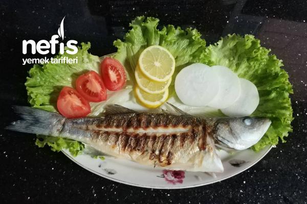 Izgarada Balık Nasıl Pişirilir Restaurant Tadında (Videolu)