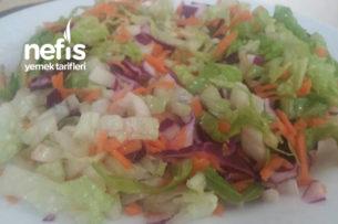 Lezzetli Bir Salata Tarifi