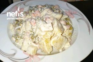 Mayonezli Patates Salatası Tarifi