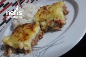 Patates Püreli Kebap Tarifi