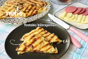 Patates Tostu (Videolu Kahvaltılık Nefis Tarif) Tarifi