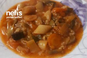 Pırasa Yemeği Havuçlu Pirinçli (Yok Böyle Bir Lezzet) Tarifi