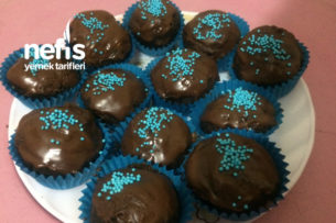 Pratik Çikolata Topları (Truff) Tarifi