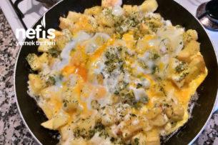 Sütlü Patates ( Kahvaltıya Farklı Tarif Arayanlar İçin) Tarifi