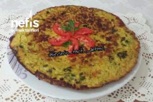 Tavada Nefis Kabak Böreği Tarifi