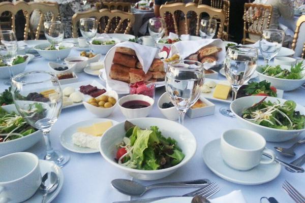 cemile sultan korusu kahvaltı
