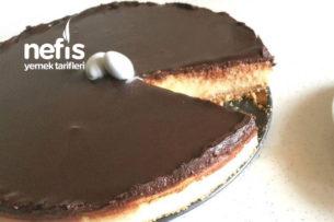 Çikolatalı Cheesecake (Fırında Pişmeyen) Tarifi
