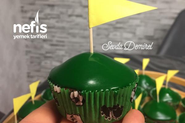 Doğum Günü Muffini (Futbolcular İçin) Tarifi