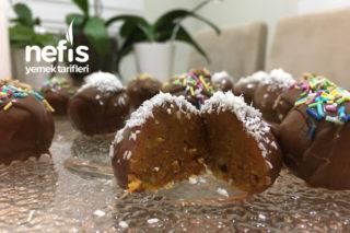 Havuçlu Çikolatalı Truff Tarifi