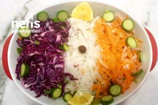 Kıs Salatası Tarifi