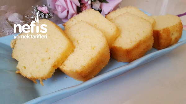 Limonlu Kek ( Yumuşacık Mis Kokulu )