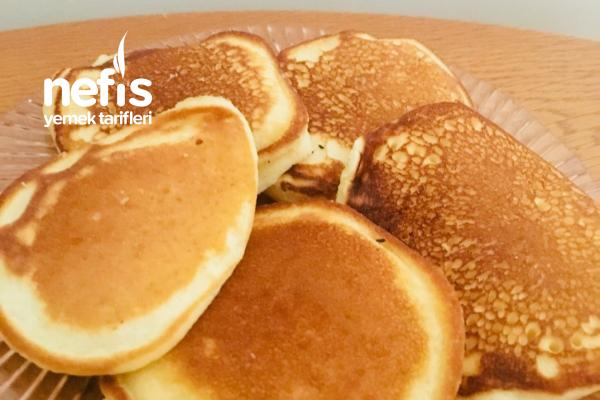 Pancake (Yumuşacık Pankek)