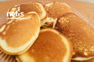 Pancake (Yumuşacık Pankek) Tarifi