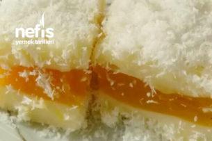 Portakallı Saray Muhallebi ( Kesinlikle Denenmeli) Tarifi