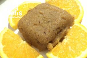 Portakallı Un Helvası Tarifi