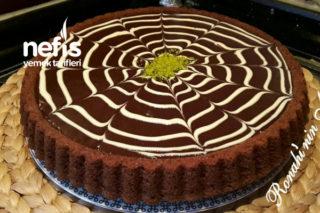 Çikolata Soslu Pamuk Tart Kek Tarifi