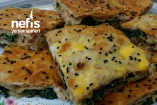 Ev Ekmekli Börek ( El Açmasından Hallice ) Tarifi