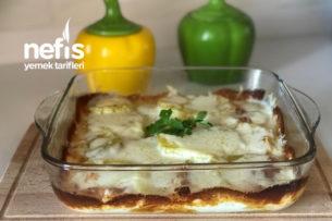 Fırında Kaymaklı Patates Tarifi
