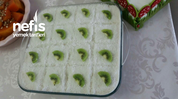Ispanaklı Gelin Pastası