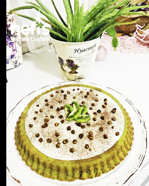 Ispanaklı Tart Kek
