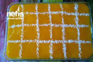 Mandalinalı Pasta (Defterinize Olması Gereken Kış Pastası) Tarifi