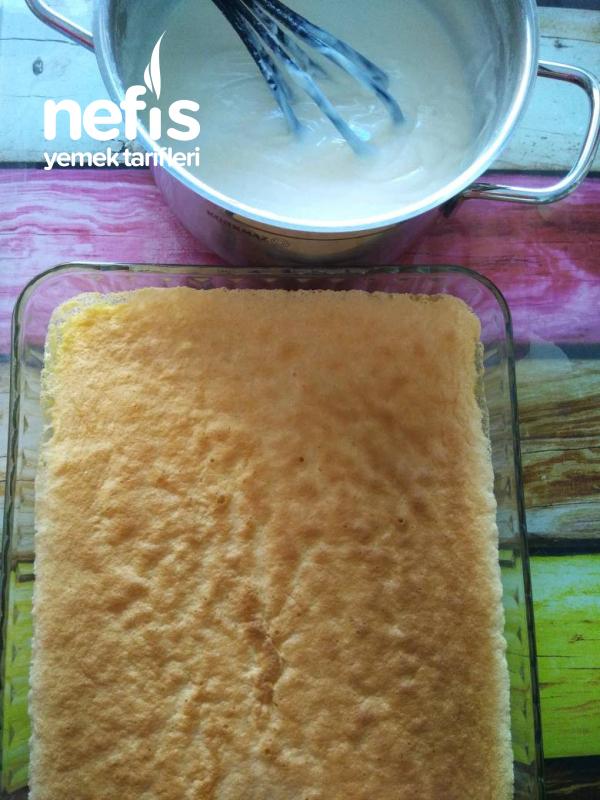 Mandalinali Pasta (defterinize Olması Gereken Kış Pastası )