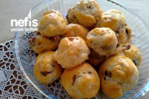 Pratik Cevizli Çörek (Hazır Ekmek Hamurundan) Tarifi