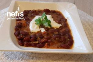 Rajma (Curryli Börülce Fasulye Yemeği) (hint) Tarifi