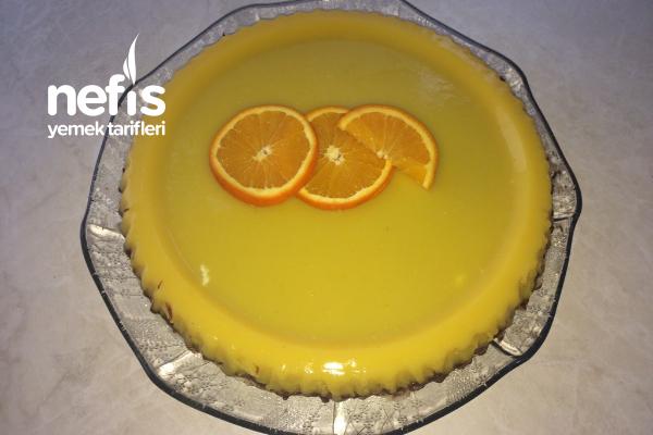 3 Adımda Portakal Tatlısı Tarifi