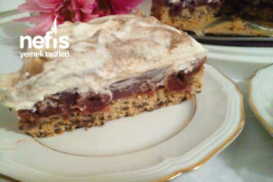 Çikolatalı Vişneli Pasta (Schoko Kirschkuchen) Tarifi