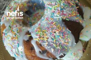 Limonlu Cevizli Kuru Üzümlü Kayısılı Kek Tarifi