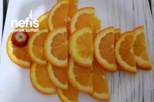 Meyva Tabağı Tarifi