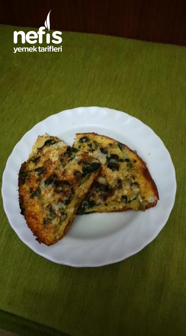 Peynirli Ispanaklı Patates Böreği