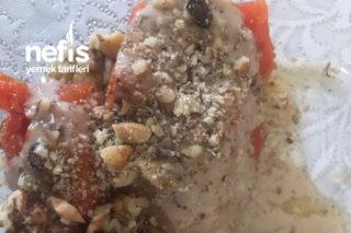 Tahinli Cevizli Kabak Tatlısı (Antalya Usulü) Tarifi